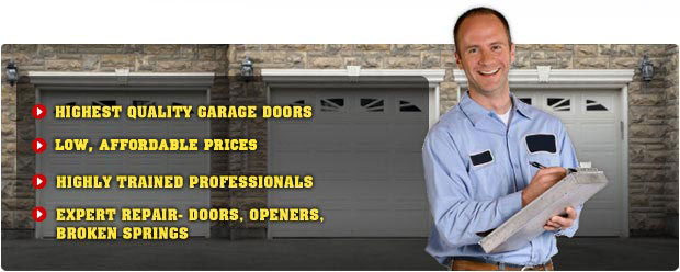 New Orleans Overhead Garage Door Repair