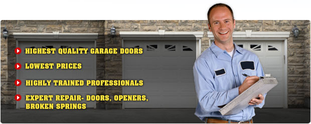Metairie Garage Door Repair